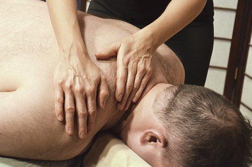 massage bien-etre homme